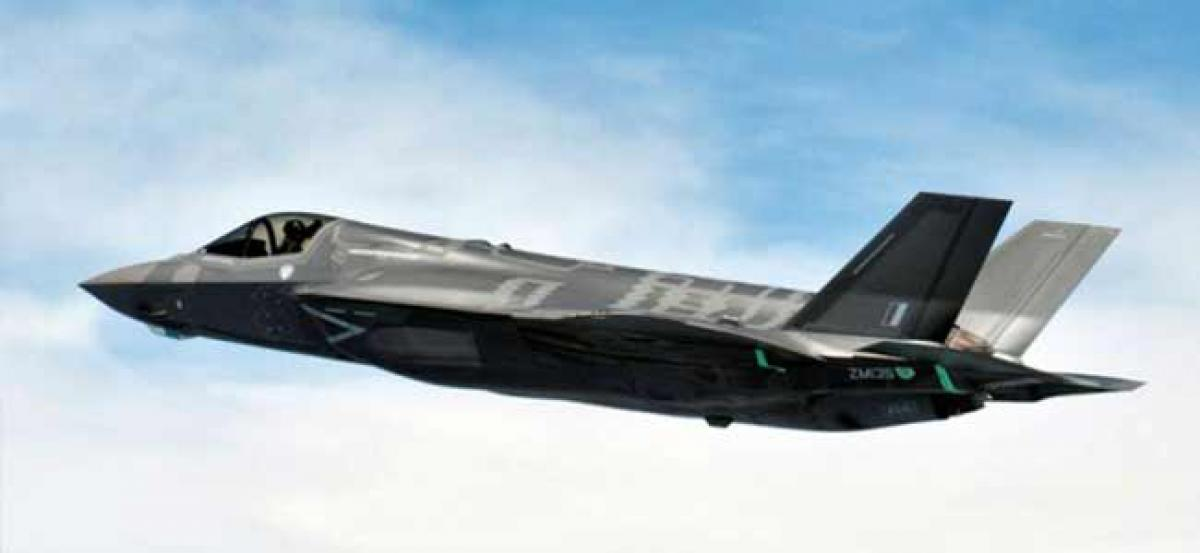 Lockheed Martin proposes making custom-built F-35 fighter jets in India