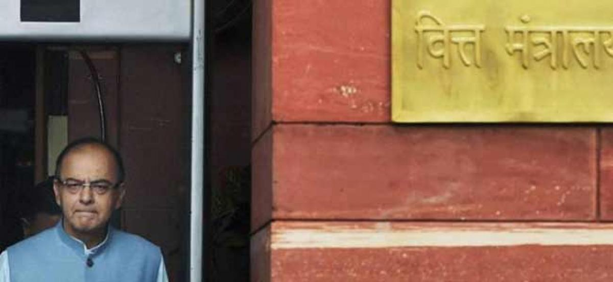 Financial situation fragile, feels Finance Ministry