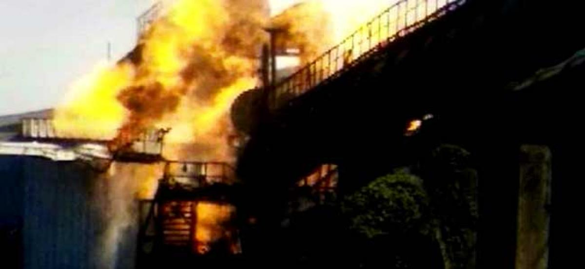 Bhilai Steel Plant blast: Death toll rises to 11, few others in critical condition