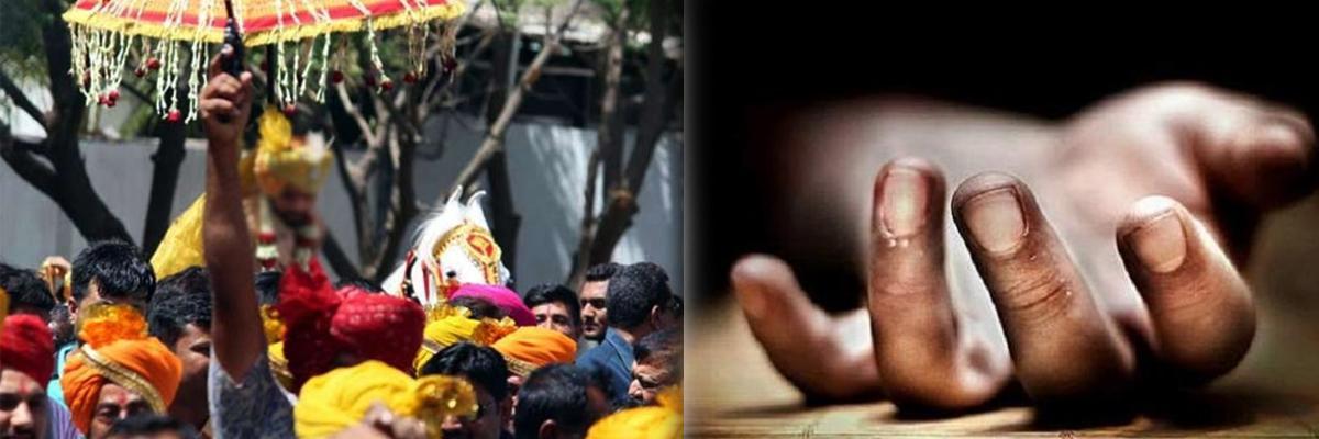 Boy killed in Noida celebratory firing