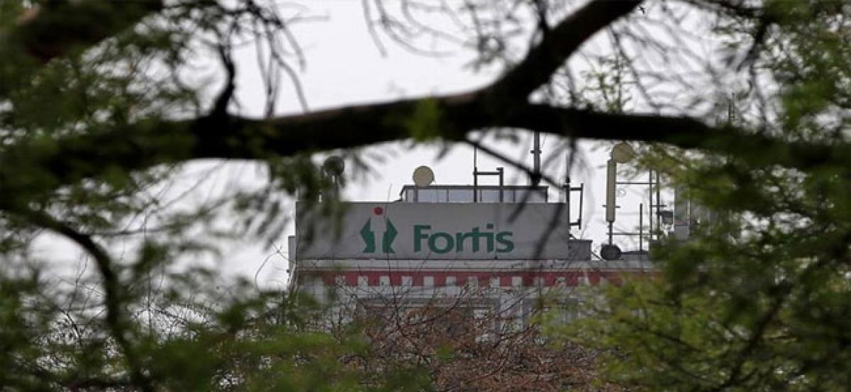 Fortis Healthcare Q4 net loss widens to Rs 914 crore