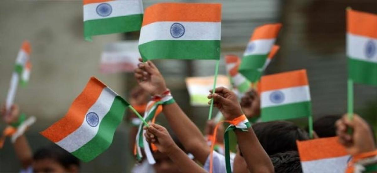 Do not use national flags made of plastic: Centre urges states and UTs