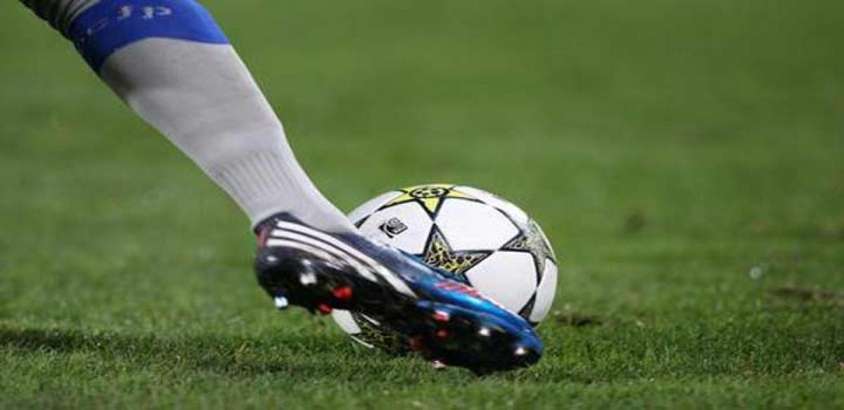 Centre okays Indian bid  for U-17 soccer WC