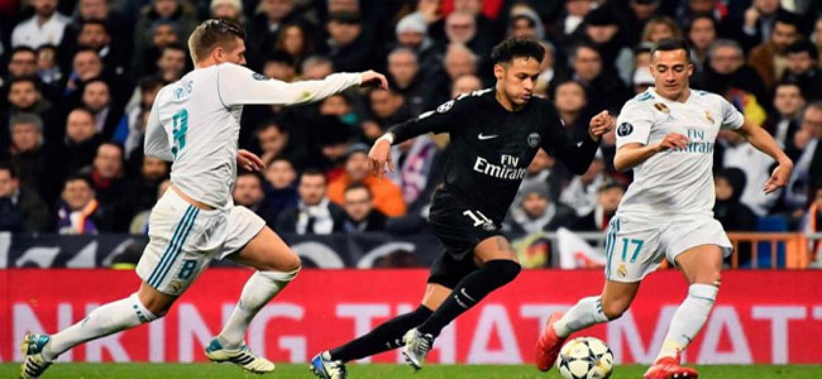 Absolutely untrue: Real Madrid deny 310 million euro offer for PSG star Neymar