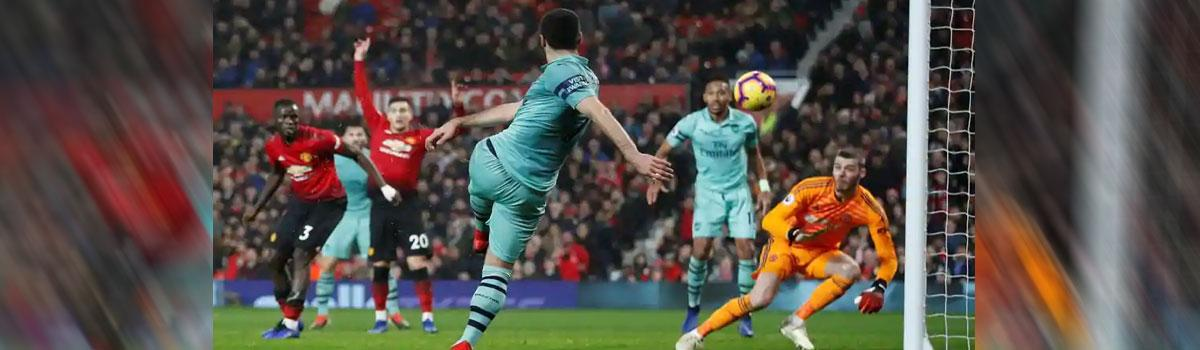 Arsenal held by Manchester United in four-goal thriller, Wolves stun Chelsea