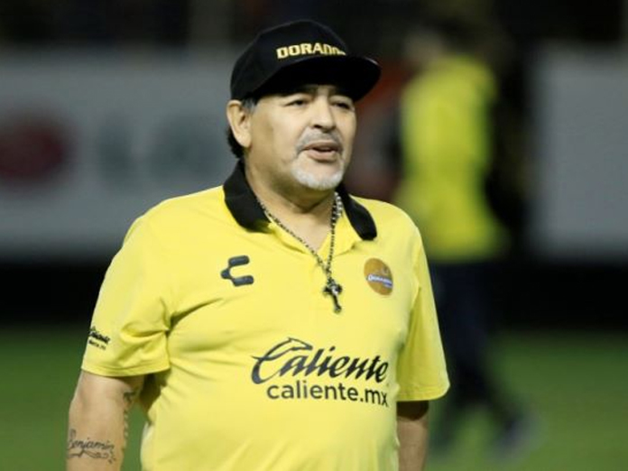 Maradona released from hospital after internal bleeding