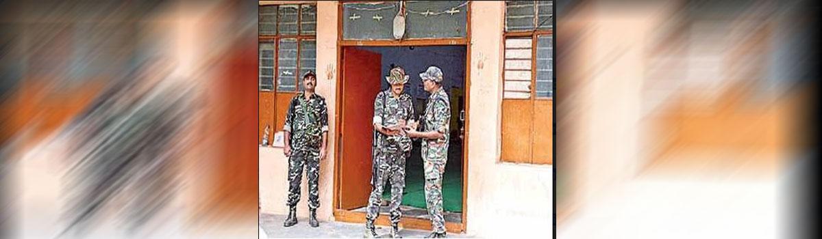 EC allows Congress to deploy vigilance teams at strong rooms besides 3-tier security