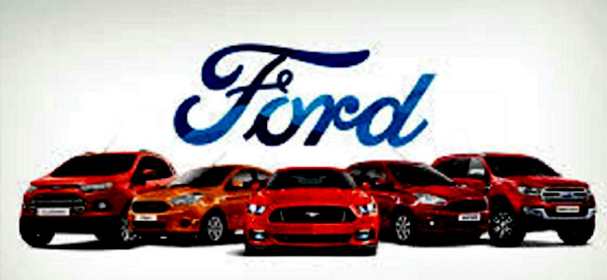 Ford India sales up 11% to 26,188 units in May