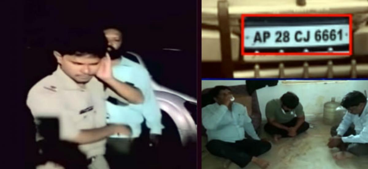 Six men assault forest officer for interrupting drinking session