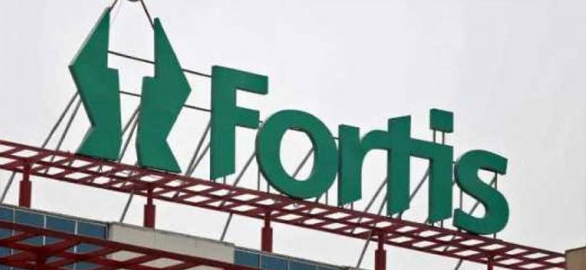 Fortis Healthcare extends deadline of binding bids to July 3