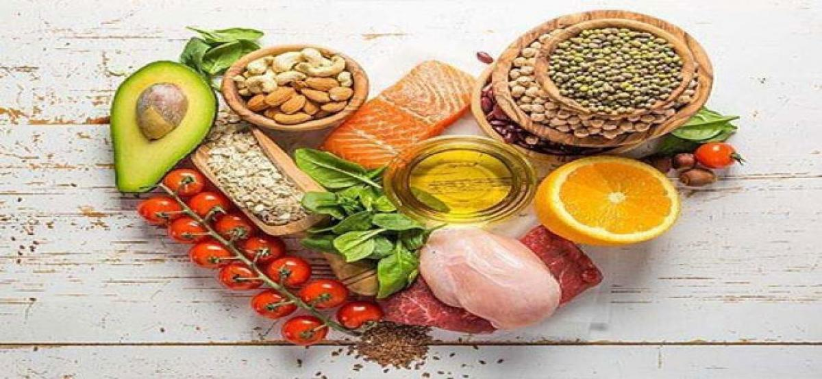 Healthy diet may lower cancer risk