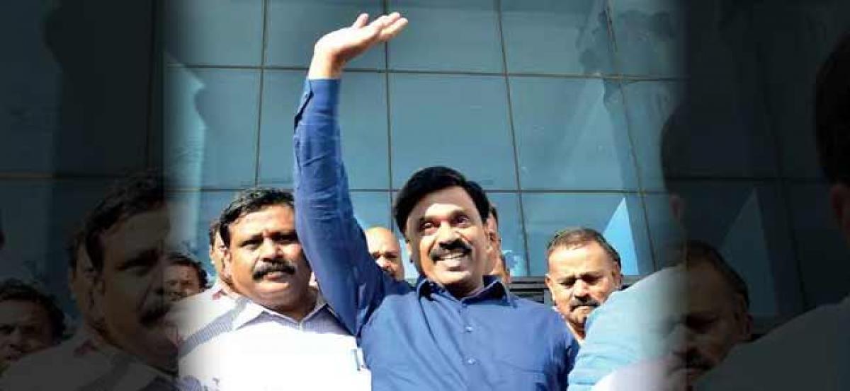 Janardhana Reddy will soon get bail, but his disquiet won't end yet