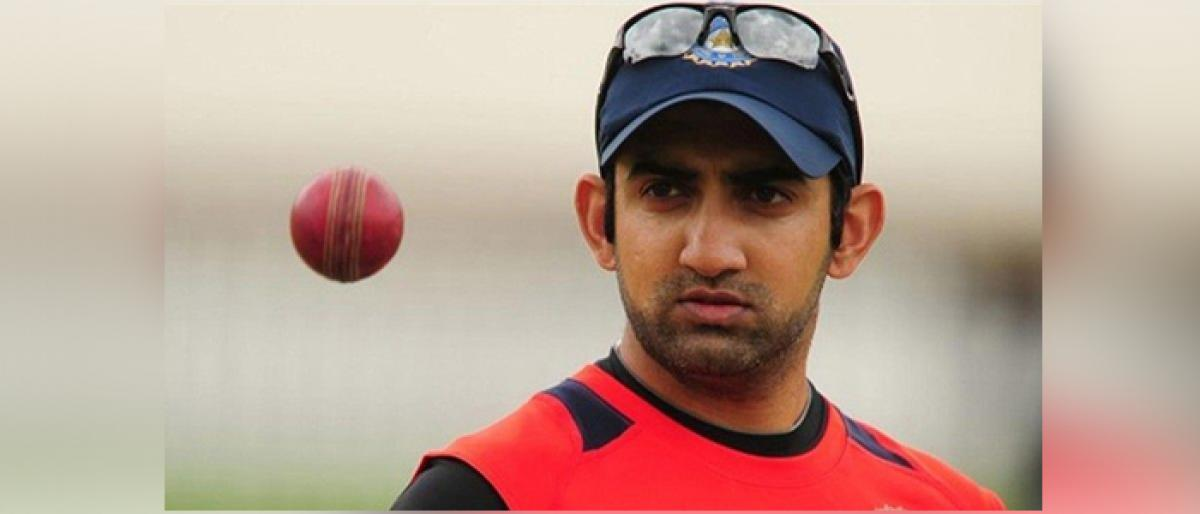 Will retire when no more emotions are involved, says Gambhir
