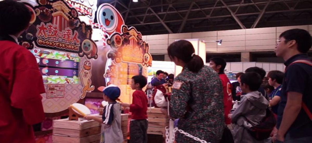 Japan showcases history of its century-old gaming industry