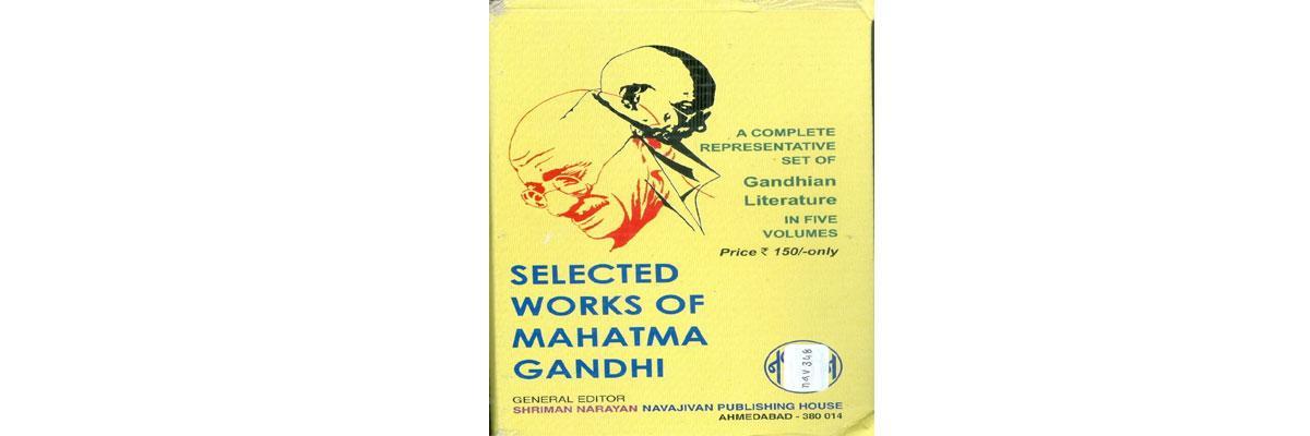 Consider including Gandhian literature in libraries: UGC to varsities