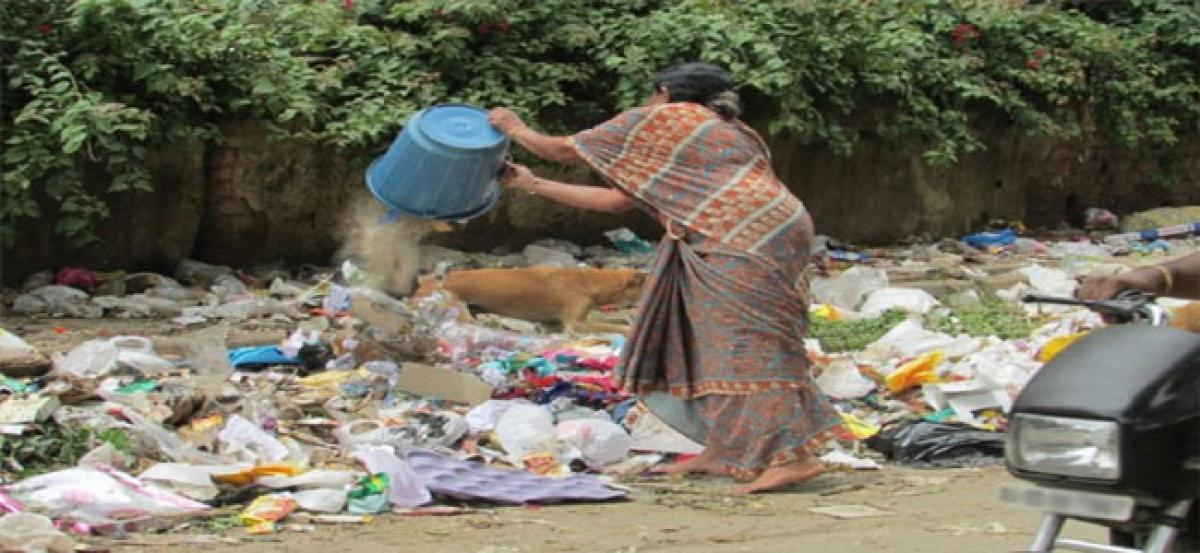 Municipal Corporation of Tirupati scouts for suitable land for dumping yard
