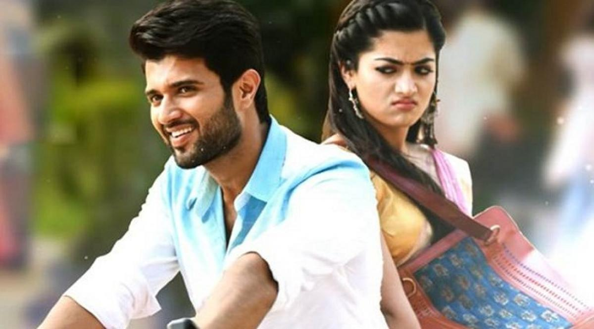 Geetha Govindam joins 2 Million club
