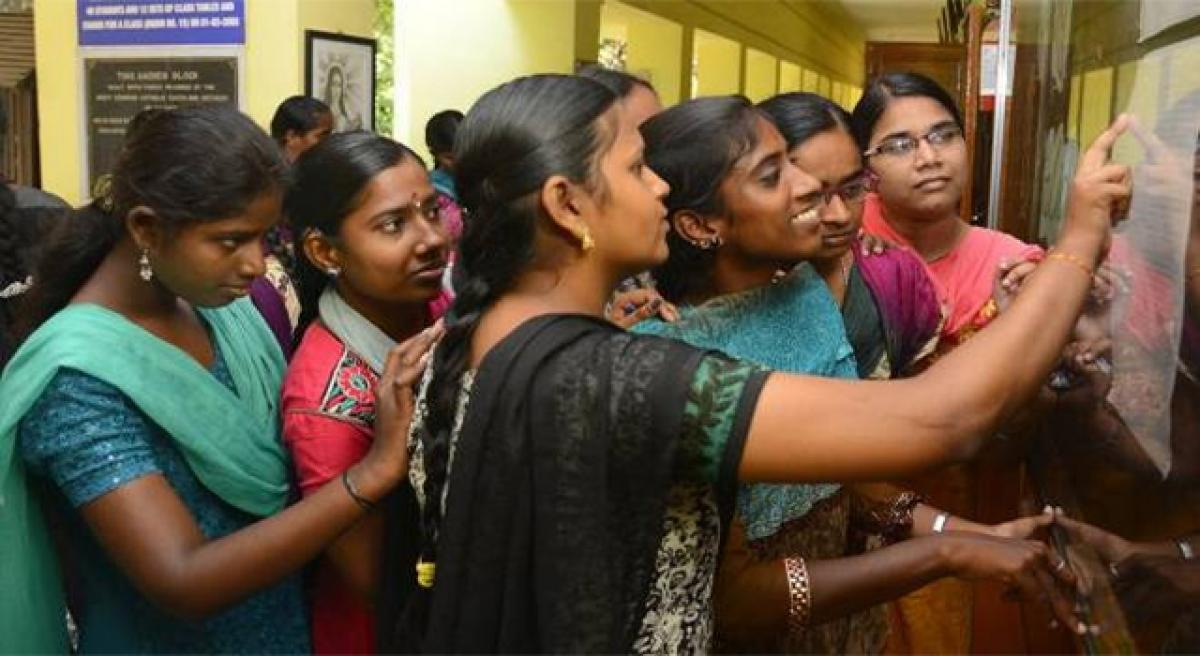 Identify talent in differently-abled