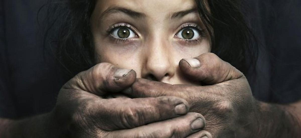 Woman accuses hubby of molesting daughter