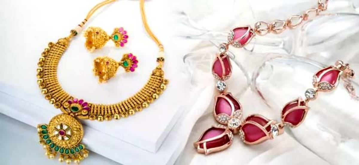 BlingVine survey claims a face lift for imitation jewelry in Hyderabad