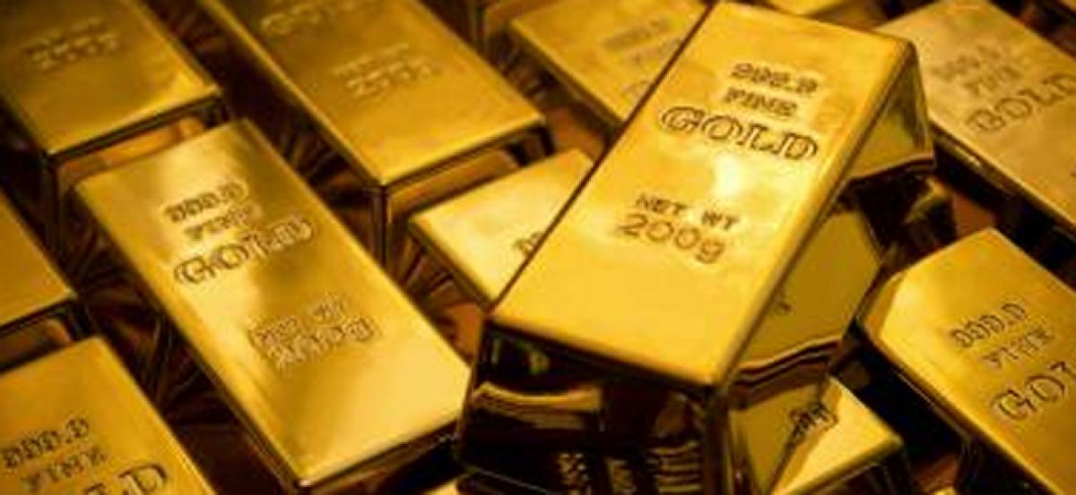 Gold prices decline further