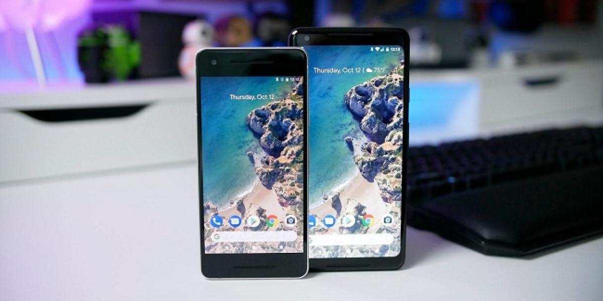 Googles October patch brings fixes for Pixel, Pixel 2 phones
