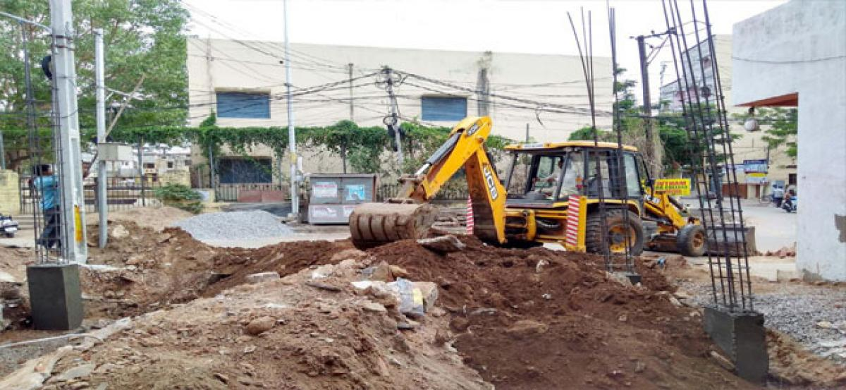 Encroachment at govt land stopped