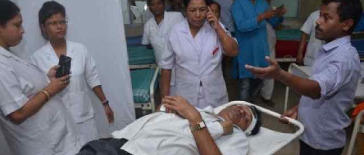 4 injured in Assam blast, ULFA faction claims responsibility