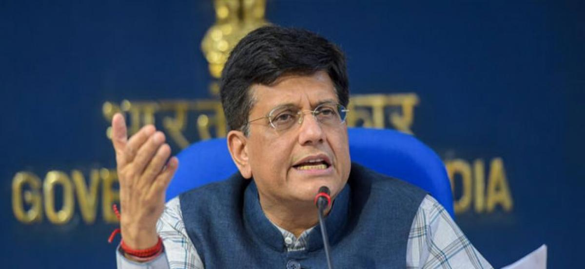 Govt committed to meet 3.3% fiscal deficit target this year, says finance minister