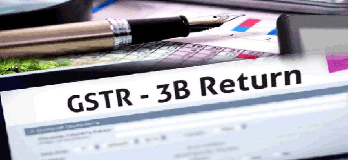 E-way bill rollout from April 1; GSTR-3B to be filed till June