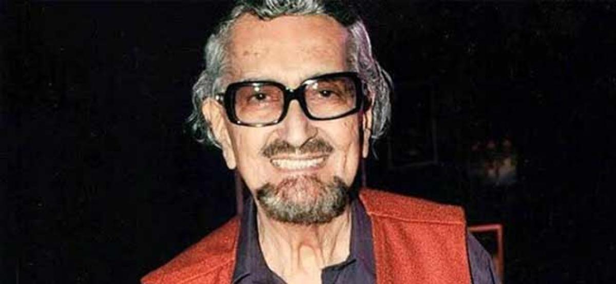 Veteran actor, ad guru Alyque Padamsee dead