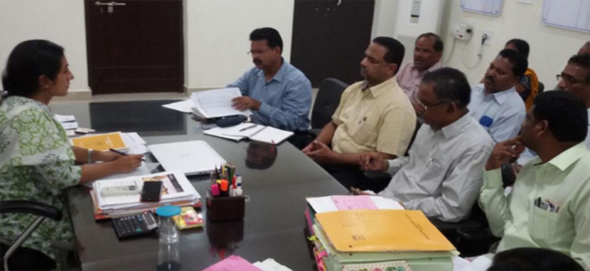 Greater Warangal Municipal Corporation gears up for monsoon