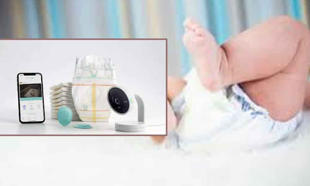 Babys First Smart Diaper: Pampers set a new benchmark