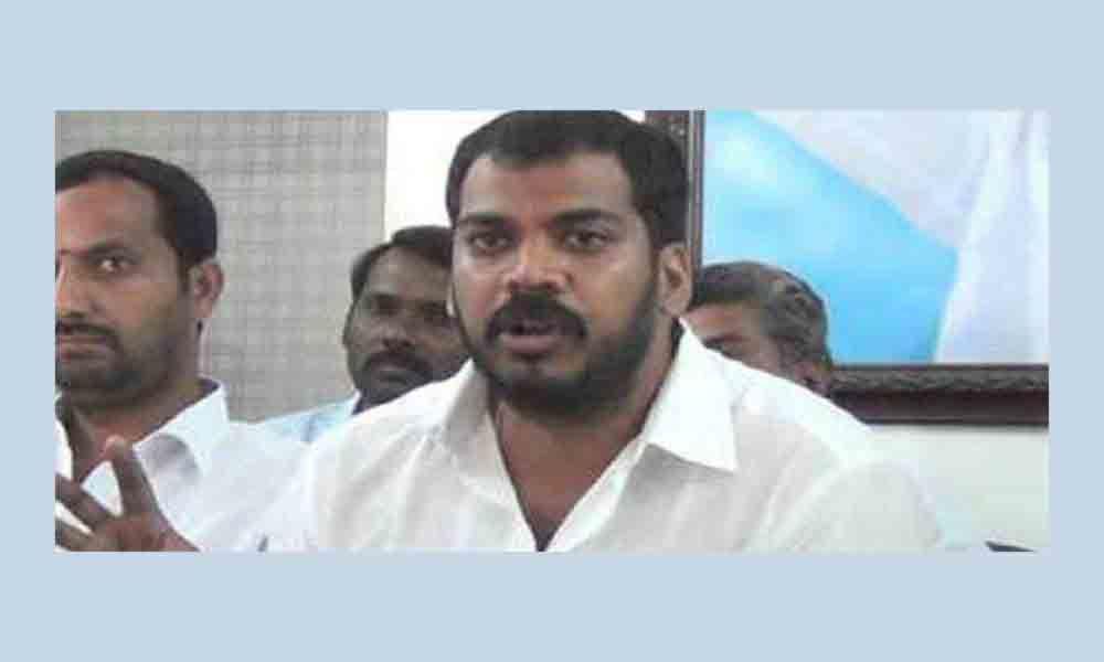 Polavaram works will be resumed in November : Anil Kumar