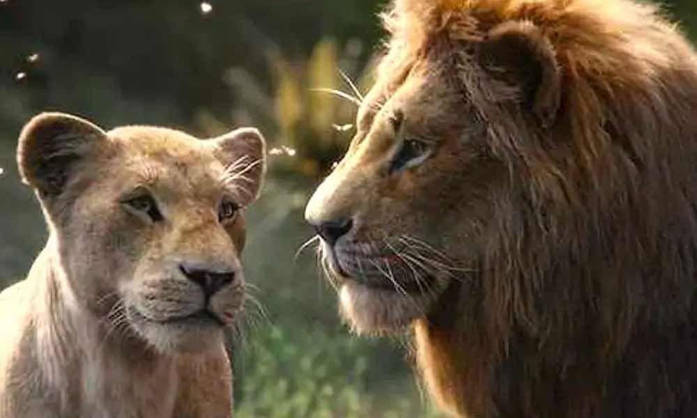 The Lion King-Telugu roars at Box-Office