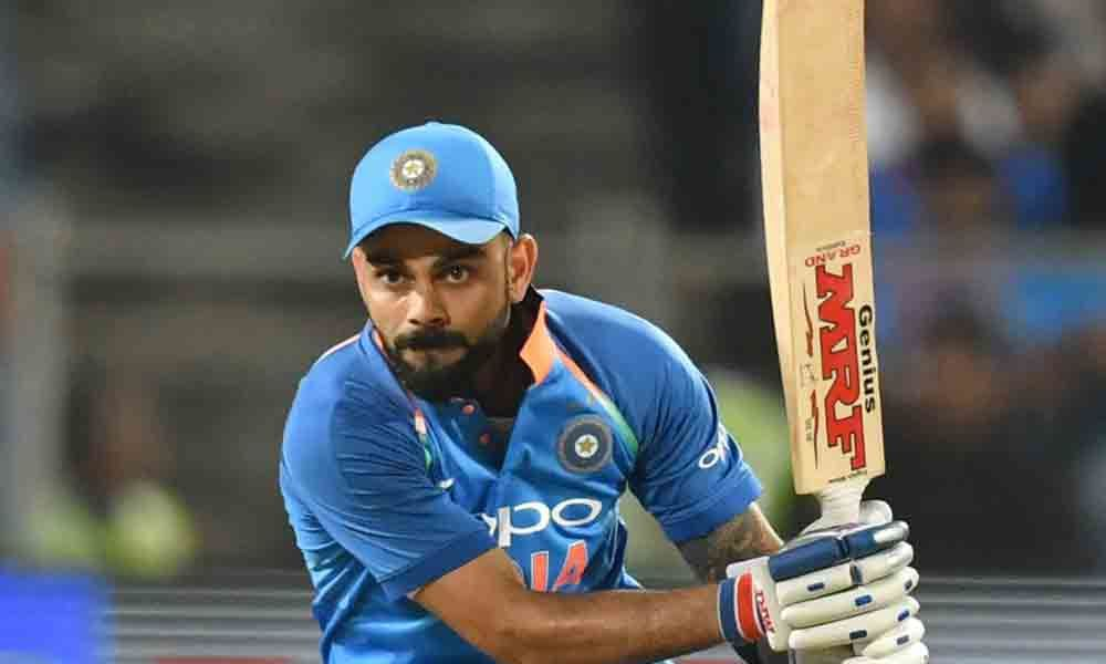 Kohli retains number one spot in ICC Test Rankings