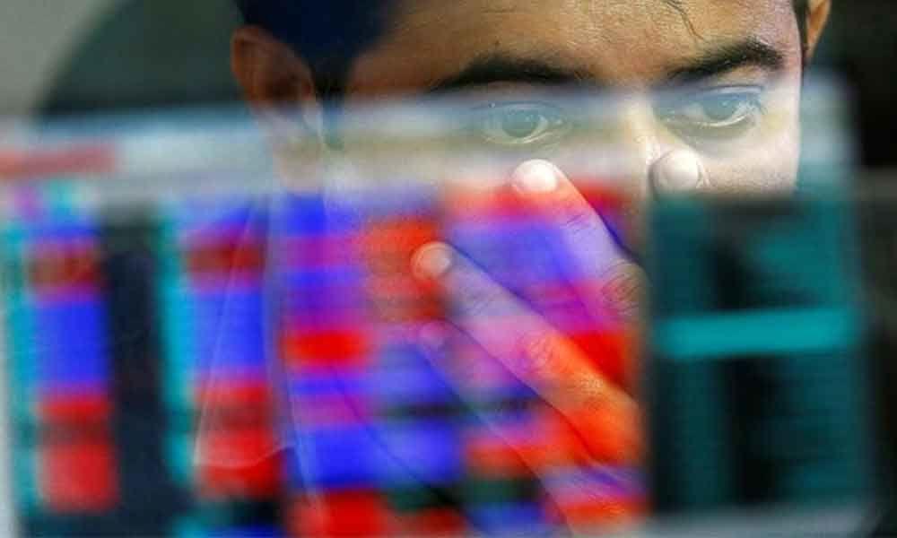 Financial stocks drag markets to log 4th straight loss
