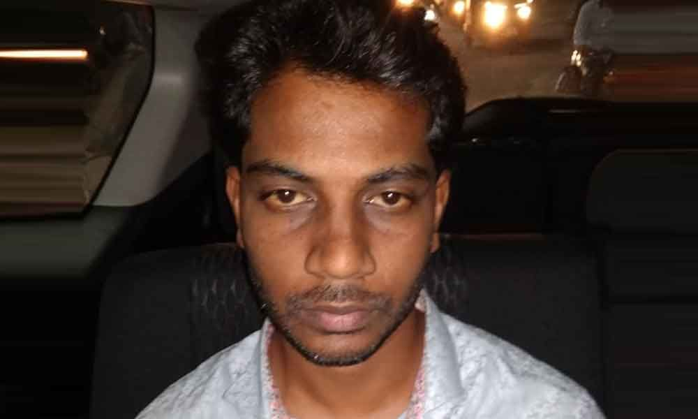One arrested for cybercrime