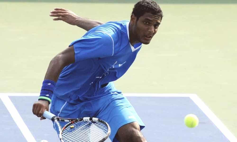 Ramkumar suffers shock first-round defeat at Binghamton Challenger