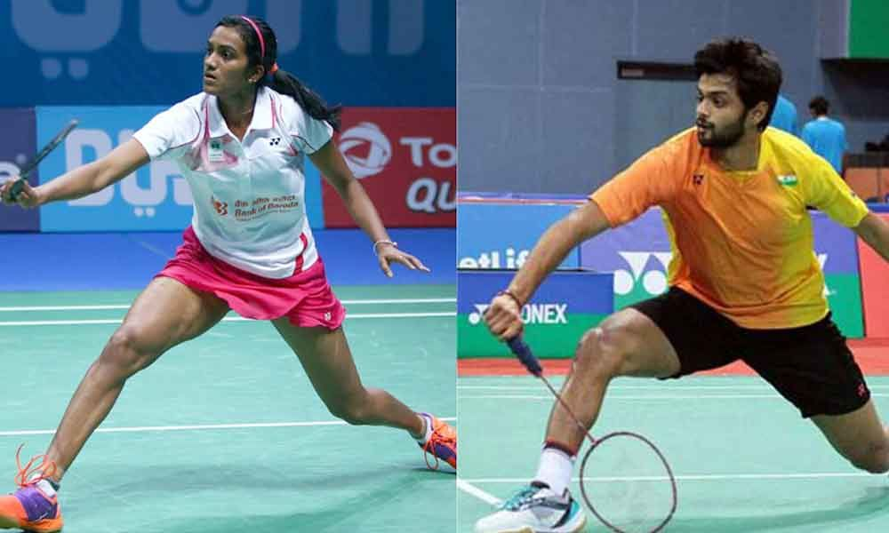 Sindhu, Sai Praneeth in Japan Open last 8