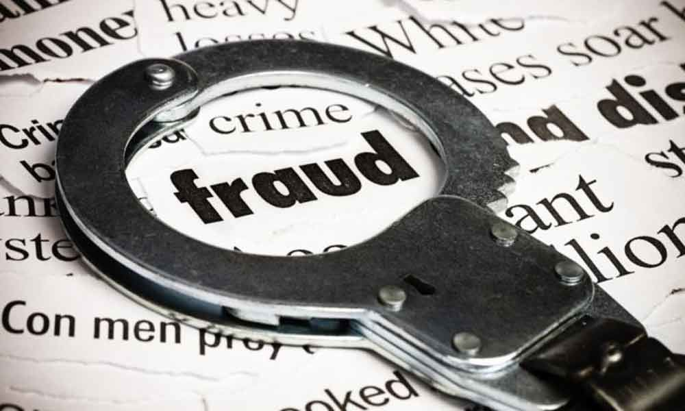 Two B Tech graduates held for cheating jobless youth