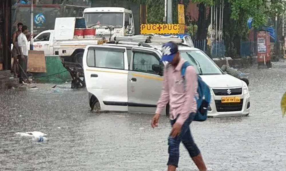 Heavy rains in Mumbai revive memories of July 26, 2005 fury