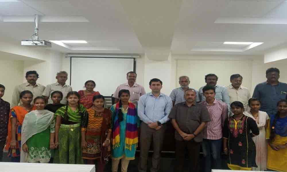 13 students of RMC schools selected for IIITs: Sumit Kumar