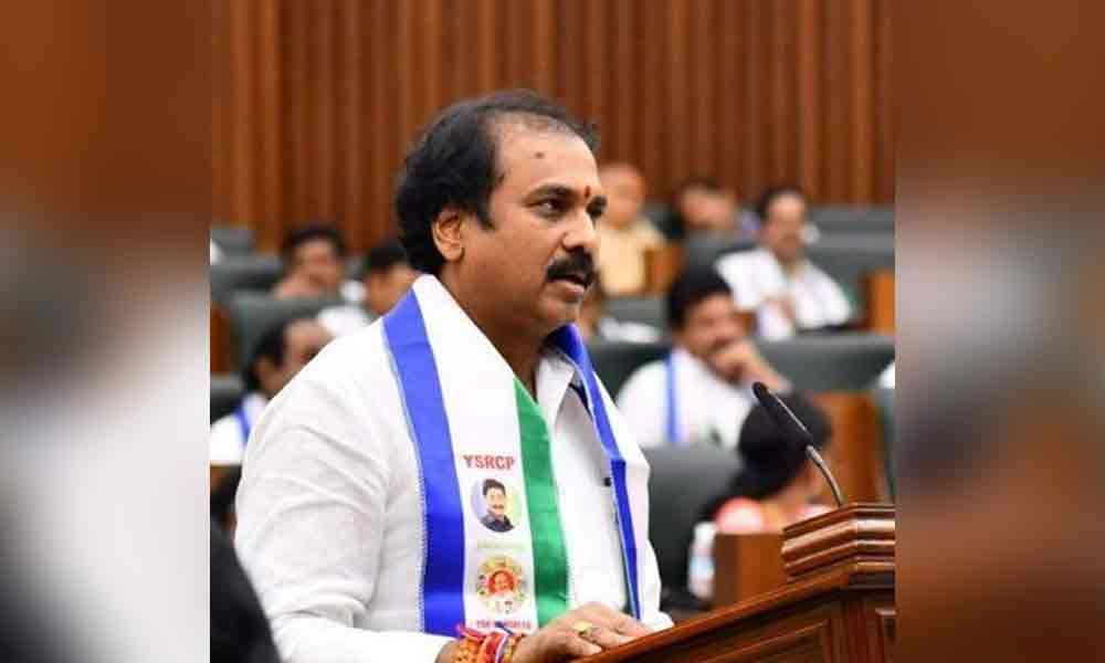 Agriculture labs in all constituencies: K Kanna Babu