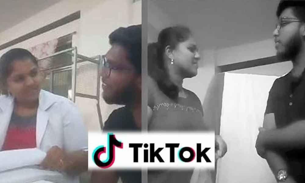 Two interns at Gandhi Hospital axed after TikTok videos go viral