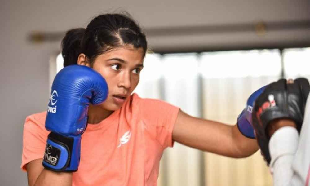 Boxer Ashish clinches gold as India grab eight medals