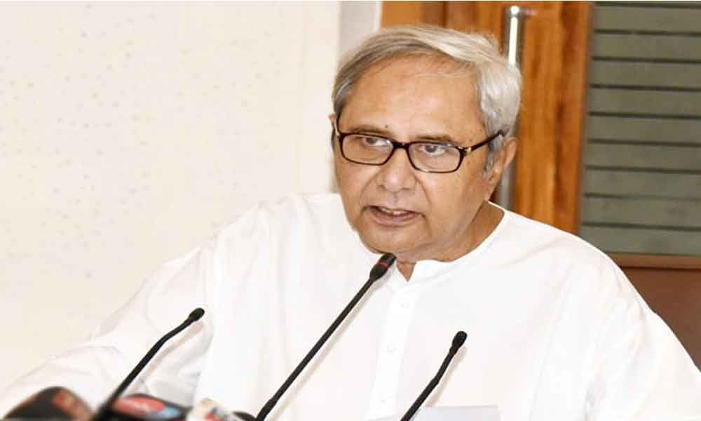 Odisha CM Naveen Patnaik thanks KCR for help