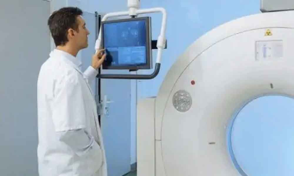 Modified radiotherapy to minimise damage of healthy cells