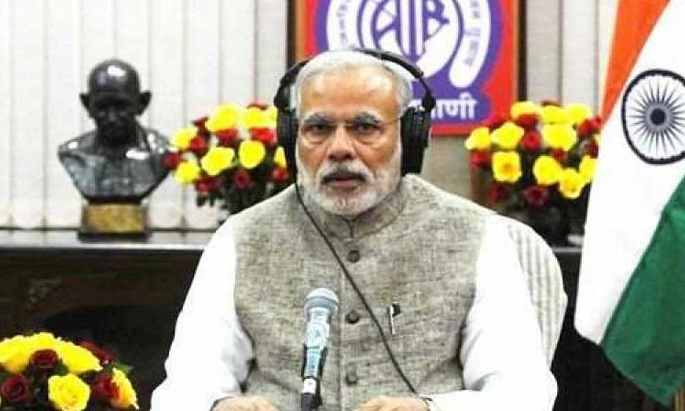 Those trying to spread hate in Kashmir will never succeed, says PM Modi in Mann Ki Baat