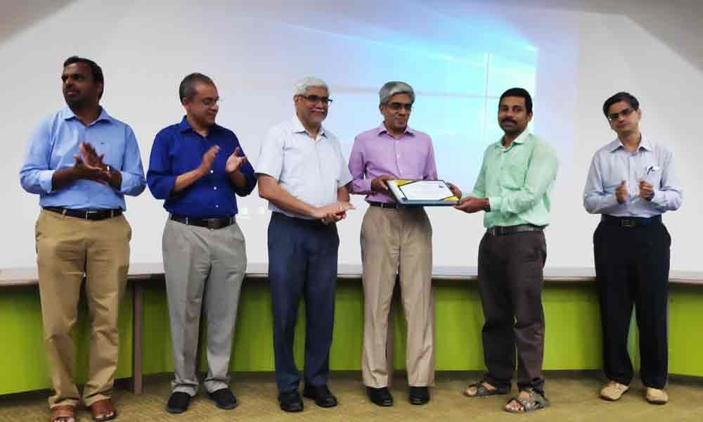 MITS receives prestigious AAA rating in Madanapalle